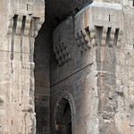Aleppo Citadel (Qal'at Halab) c.10th-15th cent Entry Complex Citadel Entrance (1e)
