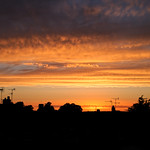 7. August 2020 - 20:48 - Sunset 7th August 2020