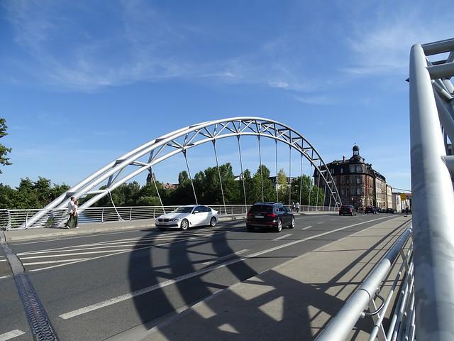 Bamberg, Luitpoldbrücke