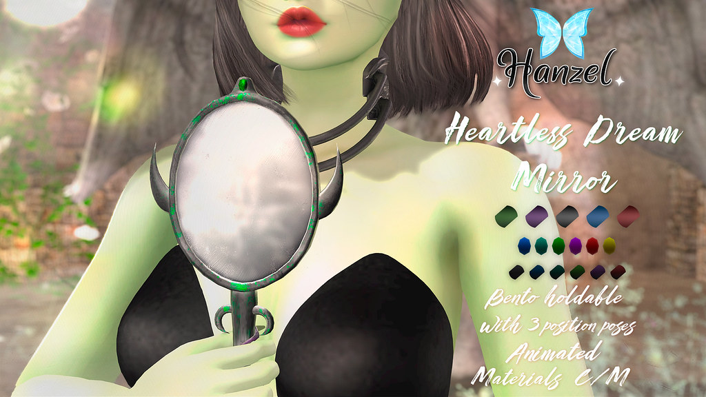 . Hanzel . Heartless Dream Mirror @ Enchantment