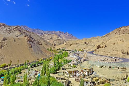 canon canon7dmarkii leh ladakh india landscape srinagarlehhighway lamayurumonastery lamayuru