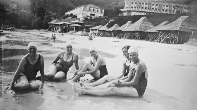 Hong Kong, Repulse Bay, 1937