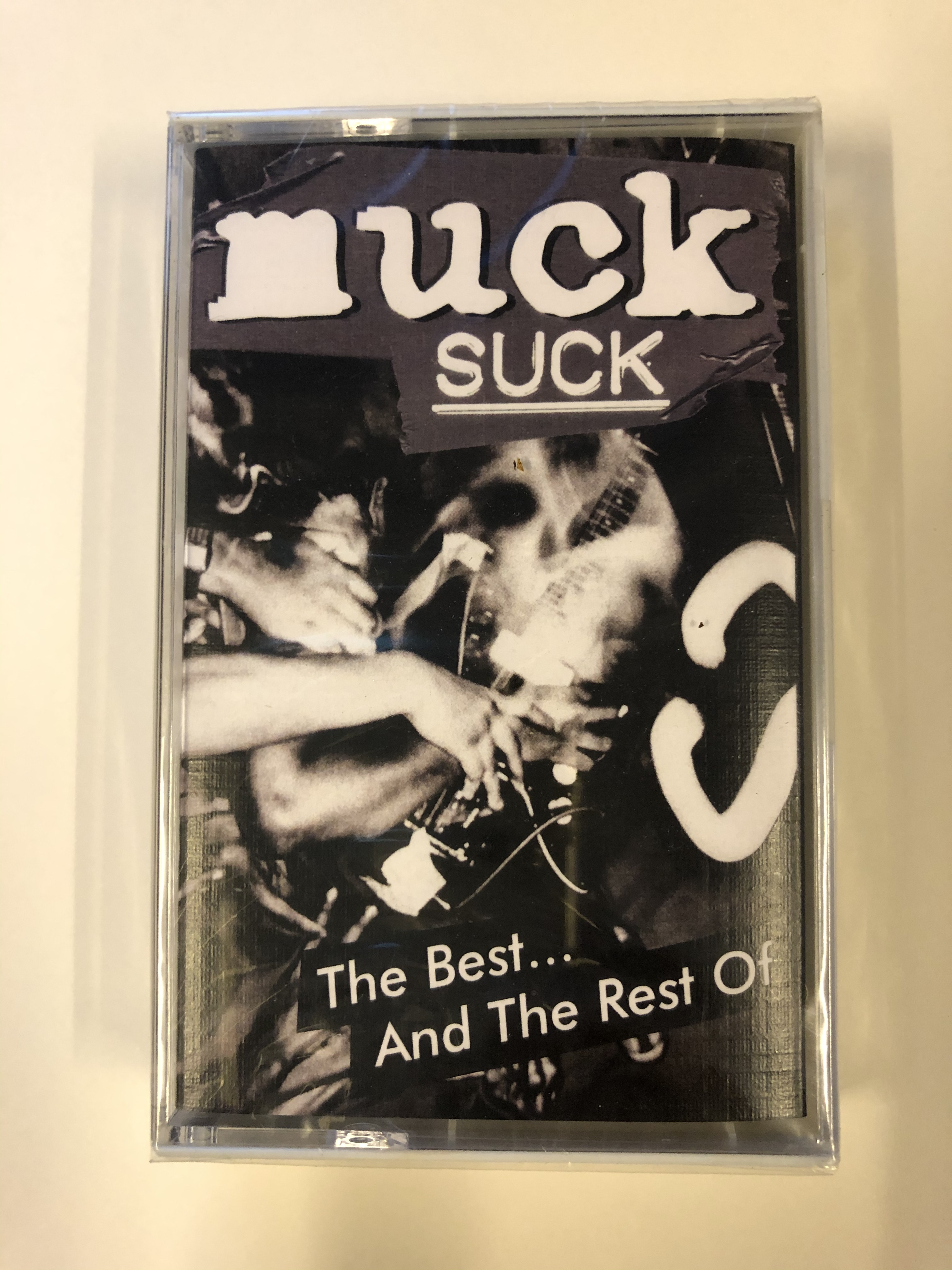 MUCK – Suck (The best of the rest)