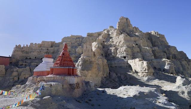 Tsaparang, Guge kingdom, Tibet