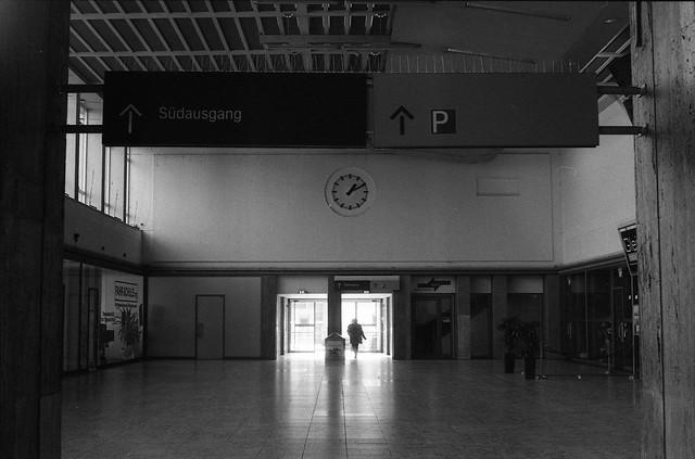 stations V: Kassel Hbf