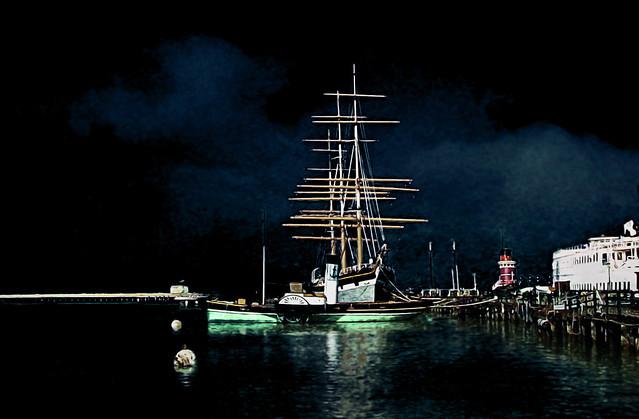 Historic vessels