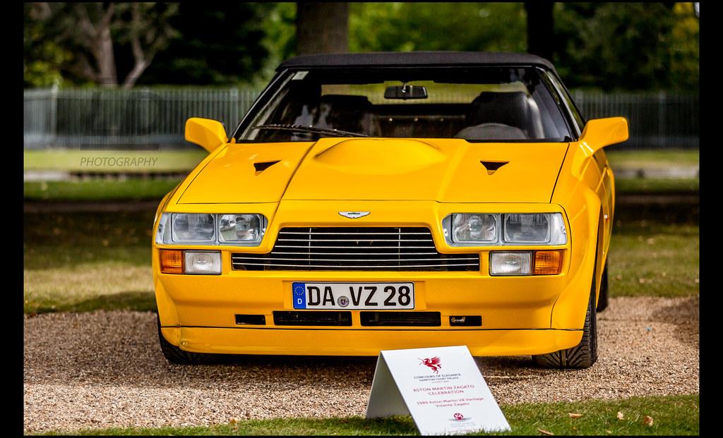 Aston Martin V8 Vantage Volante Zagato 1989 Ld Photography Flickr