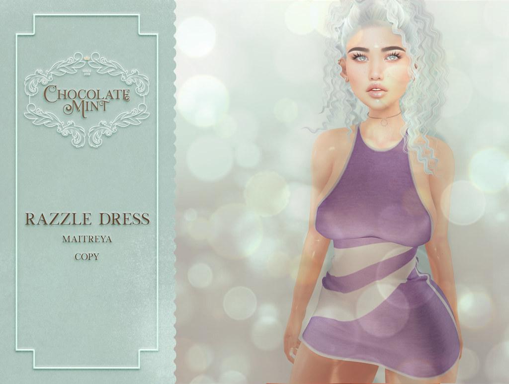 c.M Razzle Dress
