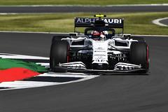 F1 Grand Prix of Great Britain - Practice