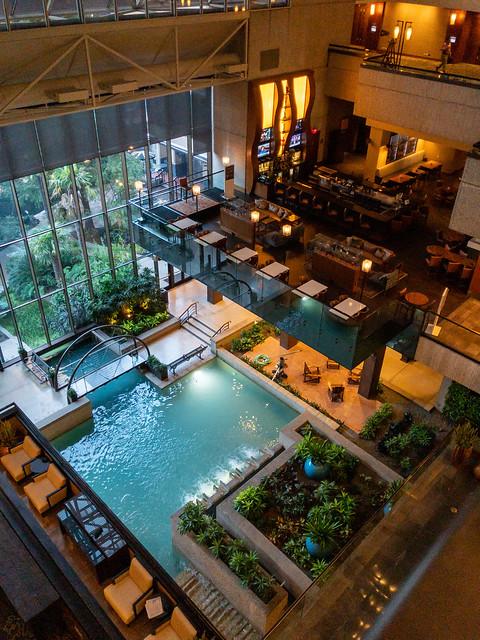 Hyatt Riverwalk Atrium - San Antonio, Texas