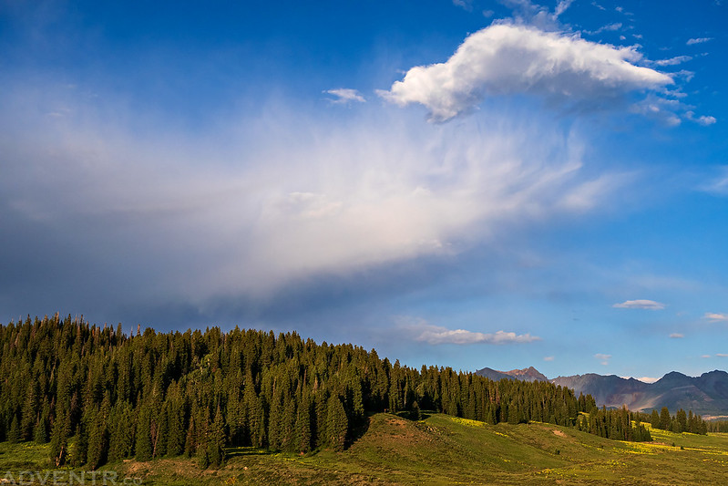 The Meadows Cloudscape