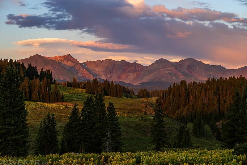 San Miguel Peak to Grizzly Peak