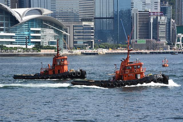 Tug - Crown Asia 5 (MMSI: 477995787) (B2204)