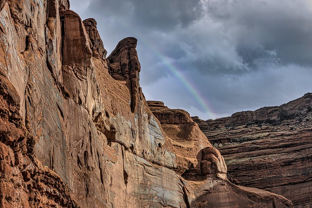 A Promise In The Canyon
