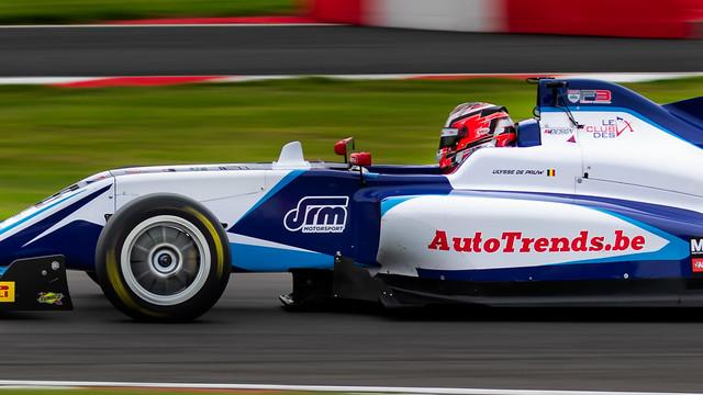 55 Ulysse De Pauw Douglas Motorsport