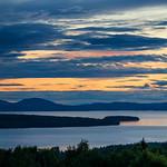 Lake skies 9/14, Plintsberg, July 10, 2020