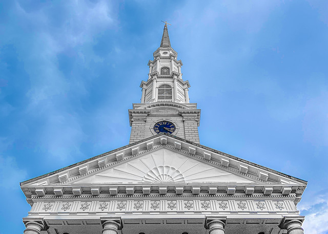 Independent  Presbyterian Church / Savannah Georgia