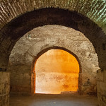 Aleppo Citadel (Qal'at Halab) c.10th-15th cent Entry Complex Citadel Inner Passage