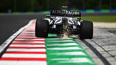 F1 Grand Prix of Hungary - Final Practice
