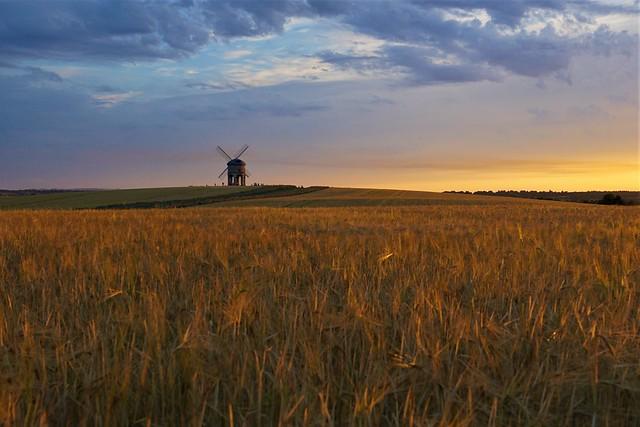 Chesterton Sunset 070820 (explored)