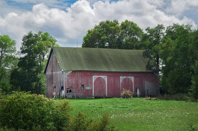 Fort Wayne Barn