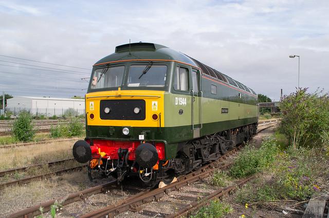47501 - Peterborough Waitrose Sidings - 18-07-2020