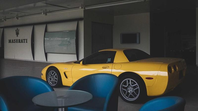 abandoned-corvette-z06-c5-side-rear