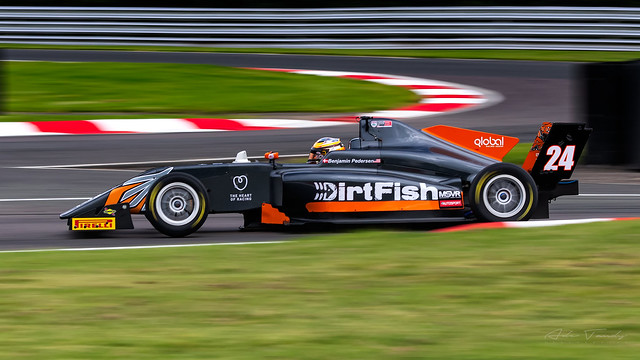 24 Double R Racing - Benjamin Pedersen