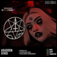 Six Feet Under - Abaddon Bindi