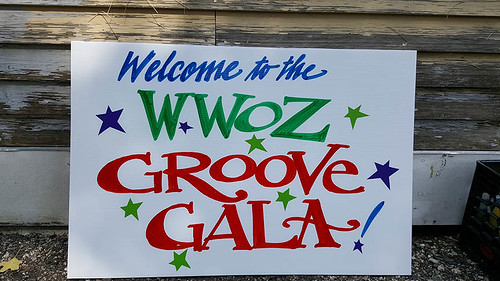 Welcome to the WWOZ Groove Gala - Nan Parati