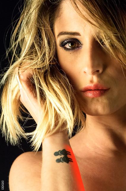 Model: Ileana Macri