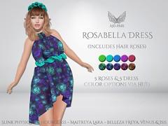 [Ari-Pari] Rosabelle Dress