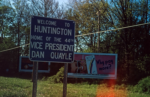 Huntington, Indiana