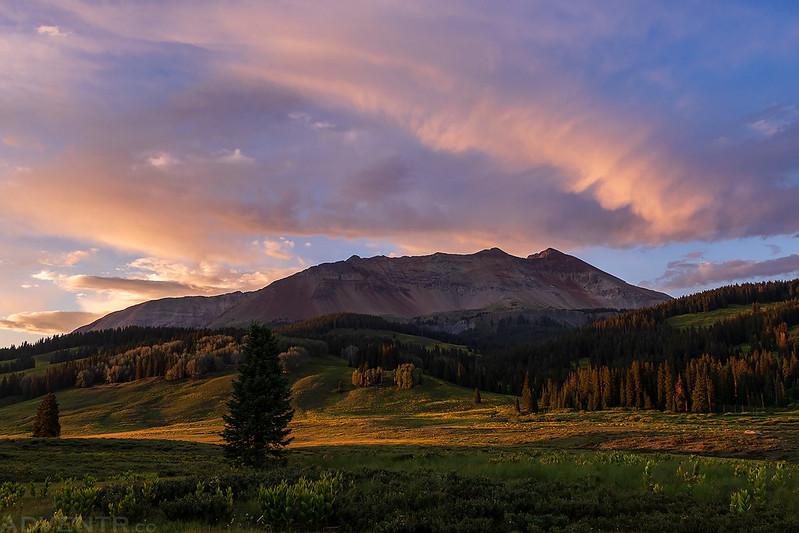 Mount Wilson Clouds