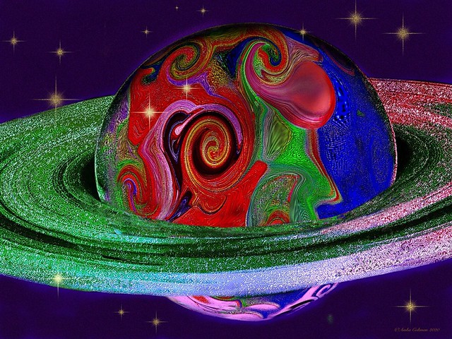 Planetary Psychedelia