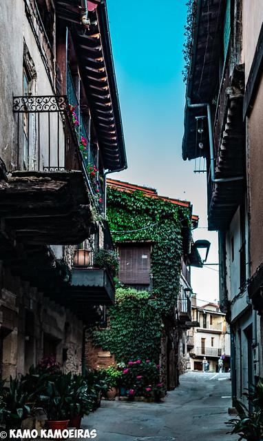 callejeando x San Martin  Del Castañar