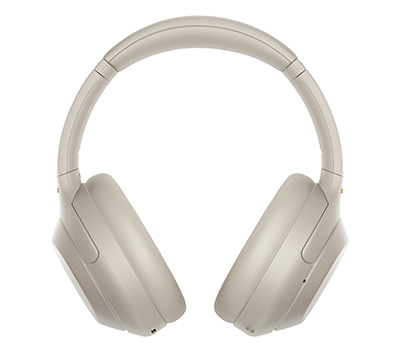 Sony's noise cancelling wireless headphones WH-1000XM4 in Black and Platinum Silver (pictured here) will be available at selected retail shops and online stores from 7 August 2020 at a retail price of S$ 549 inclusive GST.