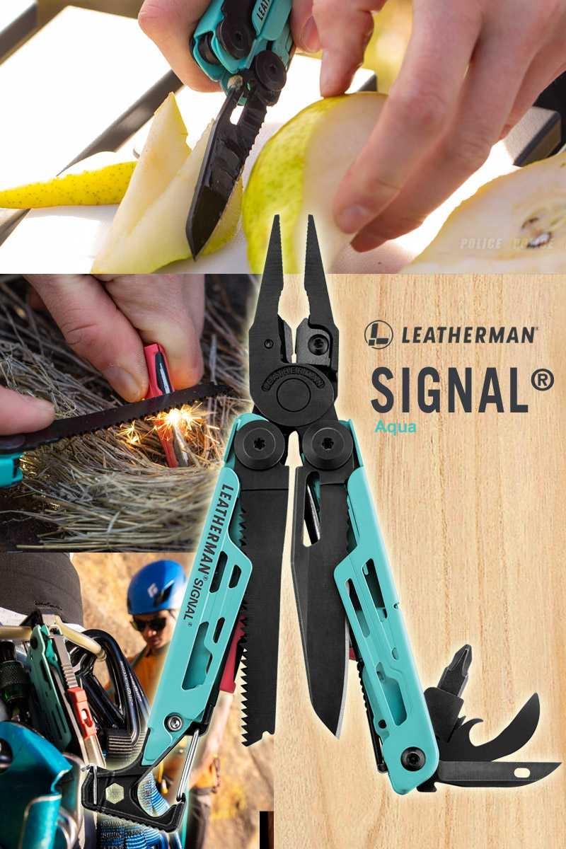 Leatherman-832733-SIGNAL 水波綠-5