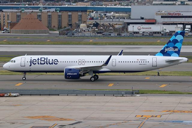 N2084J | Airbus A321-271NX | jetBlue Airways