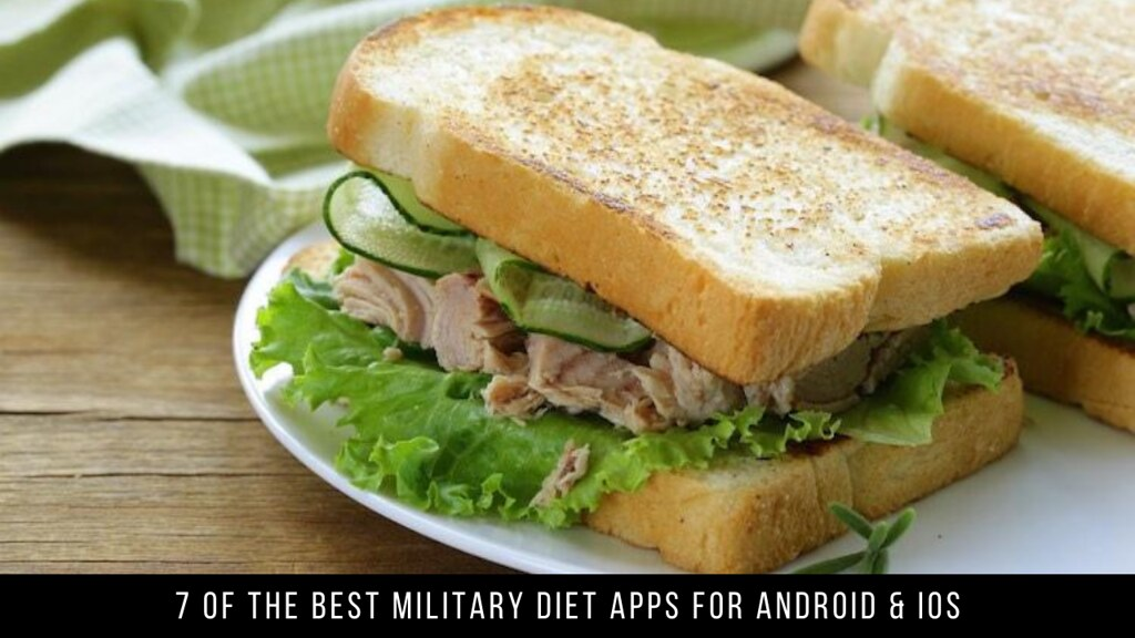 7 Of The Best Military Diet Apps For Android & iOS