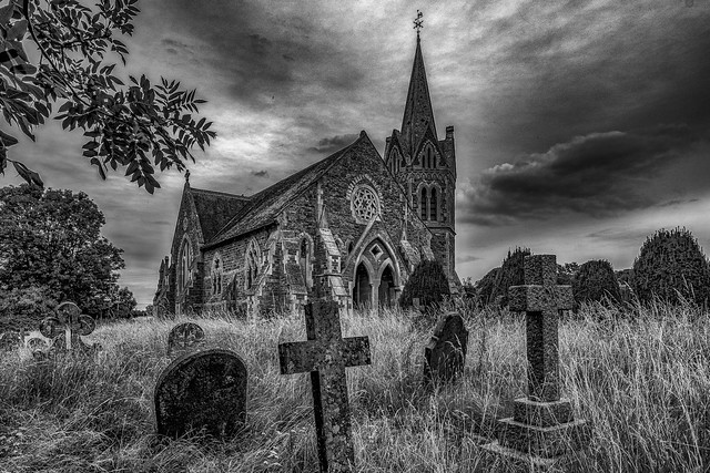 Gothic church revisited