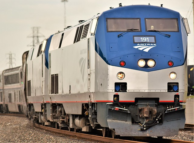 Amtrak 191