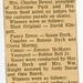 3 Bathe Park news clipping with Robert T Bell 409