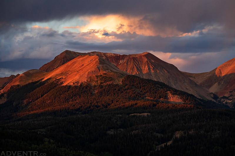 Dunn Peak & Middle Peak
