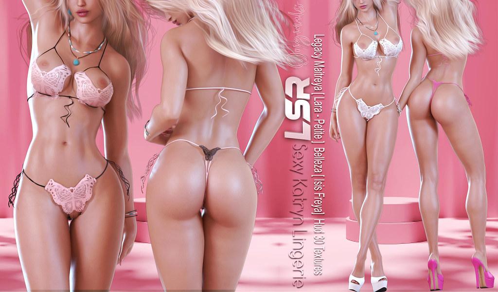Sexy Katryn Lingerie