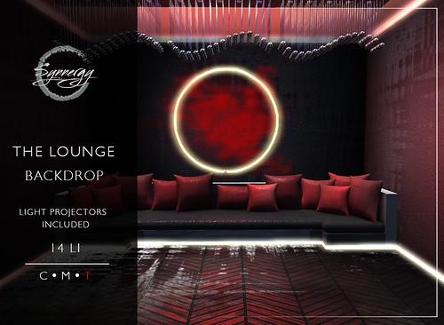 ⚠️ NEW GROUP GIFT ⚠️ The Lounge Backdrop