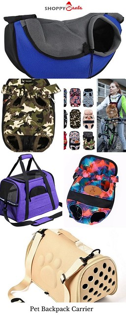 Portable& Breathable Pet Backpack Carrier