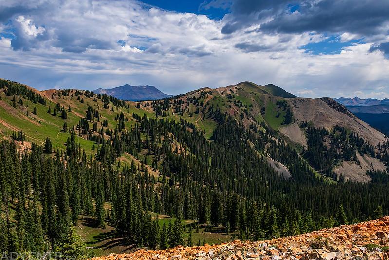 Sockrider Peak View