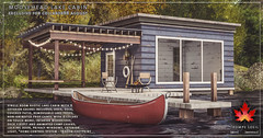 Trompe Loeil - Moosehead Lake Cabin for Collabor88 August