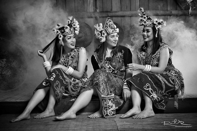 Sarawak Ethnics Beauty | Orang Ulu Series